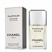 Мужская туалетная вода Chanel Egoiste Platinum, 100 мл