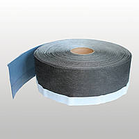 Зовнішня гідроізоляційна стрічка 70 мм, стійка у ультрафіолету, полноклеевая (рул. 25 м)