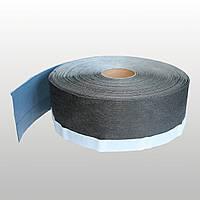 Зовнішня гідроізоляційна стрічка 100 мм, стійка до ультрафіолету, полноклеевая (рул. 25 м)