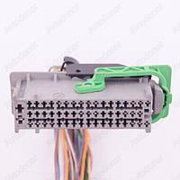 Разъем электрический 23-х контактный (66-21) б/у 1379324