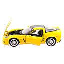 Автомодель (1:24) 2009 Chevrolet Corvette Z06 GT1 31203, фото 3
