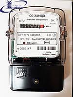 Счетчик электроэнергии однофазный СО-ЭА10ДО, 60А