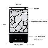 USB увлажнитель лампа Water Cube, фото 6