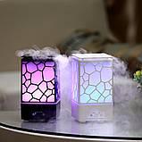 USB увлажнитель лампа Water Cube, фото 5