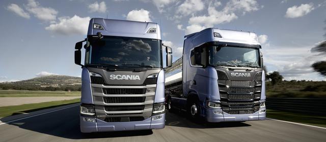 Коробка отбора мощности (КОМ) для автомобилей Scania