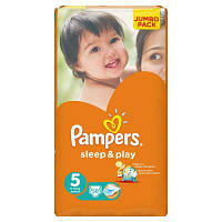 Подгузник Pampers Sleep & Play Junior (11-18 кг), 58шт (4015400203582)