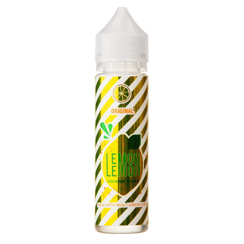 VapeHackers Lemon Lemon Original - 60 мл VG/PG 70/30