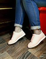 Женские кроссовки. Розовые кроссовки., фото 1