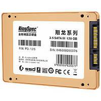 """✸Твердотельный накопитель 2.5"""" SSD KingSpec P3-128 128GB для компьютера ноутбука"""
