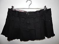 Юбка женская джинсовая LOOK 48-50р.023юж