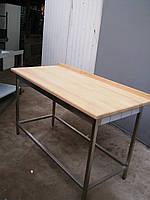 Столы из нержавеющей стали для мучных работ