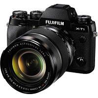 Цифровой фотоаппарат Fujifilm X-T1 XF 18-135 Black Kit (16432815)