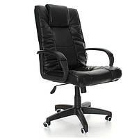 Офисное кресло  NEO 8018 темно-коричневое,чёрный