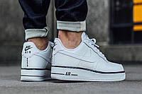 Мужские кроссовки Nike Air Force 1 Low White Pivot Pack