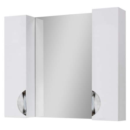 Зеркало для ванной комнаты Оскар Z-11 85 правое (без подсветки) Юввис, фото 2