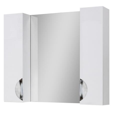 Зеркало для ванной комнаты Оскар Z-11 85 правое (без подсветки) Юввис