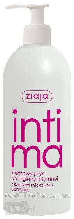 Эмульсия для интимной гигиены полная Защита Ziaja  Intima Plyn do Higieny Intymney 500 мл