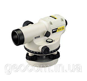 Оптический нивелир Nikon AX 2S