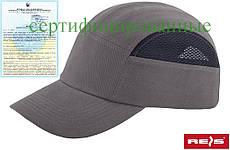 Каска-кепка (каскепка, каскетка) захисна промислова RAW-POL Польща BUMPCAPMESH SG