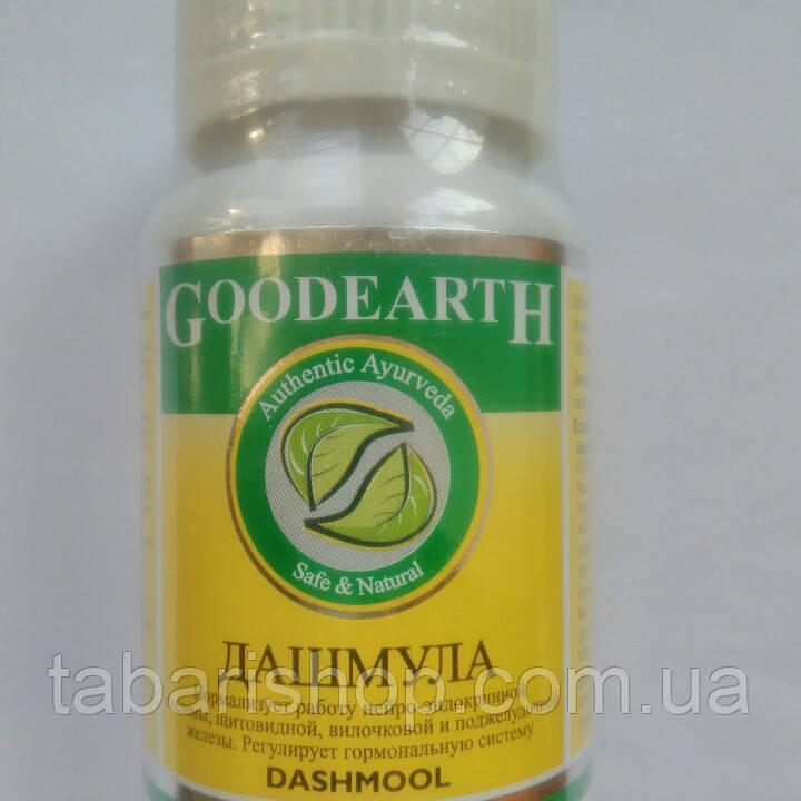 Дашамул, Дашмула № 60 - нейро-ендокринний аюрведичний тонік, GOODCARE PHARMA PVT. LTD.