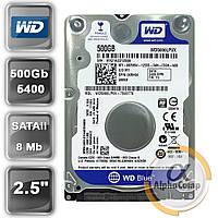 "Жорсткий диск 2.5"" 500Gb WD WD5000LPVX (8Mb/5400/SATAII) БО"