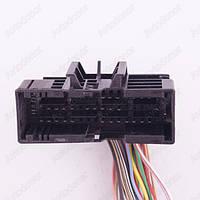 Разъем электрический 31-о контактный (69-25) б/у 1379325