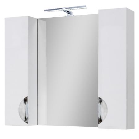 Зеркало для ванной комнаты Оскар Z-11 95 правое (с подсветкой) Юввис