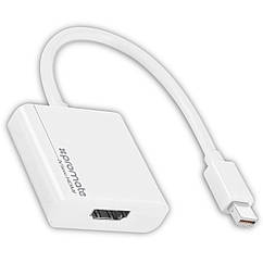 Адаптер Promate iView.HDMI mini DisplayPort - HDMI A