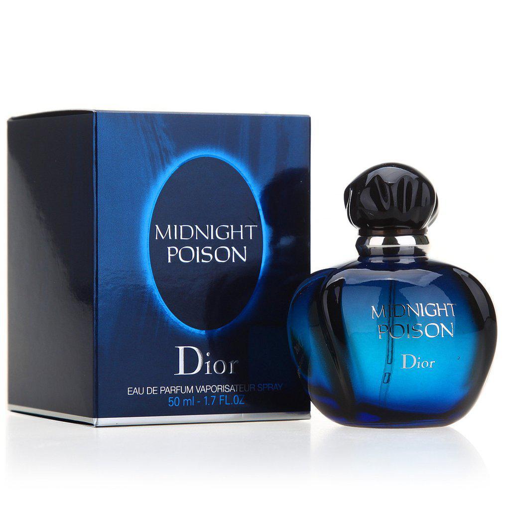 Женская парфюмированная вода Christian Dior Midnight Poison (Кристиан Диор Миднайт Пойсон)