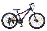 Велосипед Benetti Forte DD 24ER (VS-484)