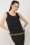 Блуза Джой цвет черный Ри Мари , фото 3