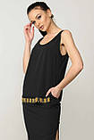 Блуза Джой цвет черный Ри Мари , фото 5