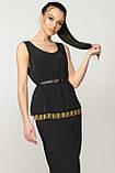 Блуза Джой цвет черный Ри Мари , фото 7