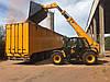 Перевозка древесной щепы, тырсы, сыпучих грузов полуприцепом-щеповозом Knapen 92 куба