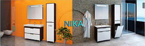 Коллекция Ника АКВА РОДОС - мебель в ванную комнату