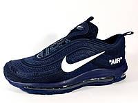 Мужские кроссовки Nike Air Max 97 OG/undftd, синие