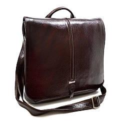 Шкіряна чоловіча сумка Desisan