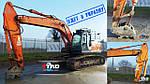 Гусеничный экскаватор Hitachi ZX280LC-3 - 2009 года выпуска едет в Украину!