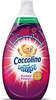"""Coccolino Intense Fuchsia """"Фуксия"""" Ультраконцентрированный смягчитель-ополаскиватель 64 стирка 960ml"""