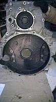 Крышка двигателя Камаз задняя (б/у)