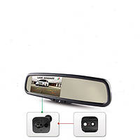 Gazer MU5014 зеркало заднего вида с монитором (MU500+MB014)