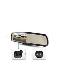 Gazer MU7010 зеркало заднего вида с монитором (затемнение) (MU700+MB010)