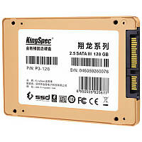 Накопитель SSD 128GB KingSpec P3-128 компьютерный