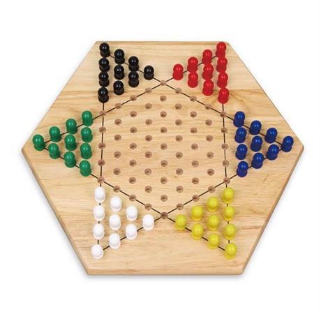 """Игра Viga Toys """"Китайские шашки"""" (56143)"""