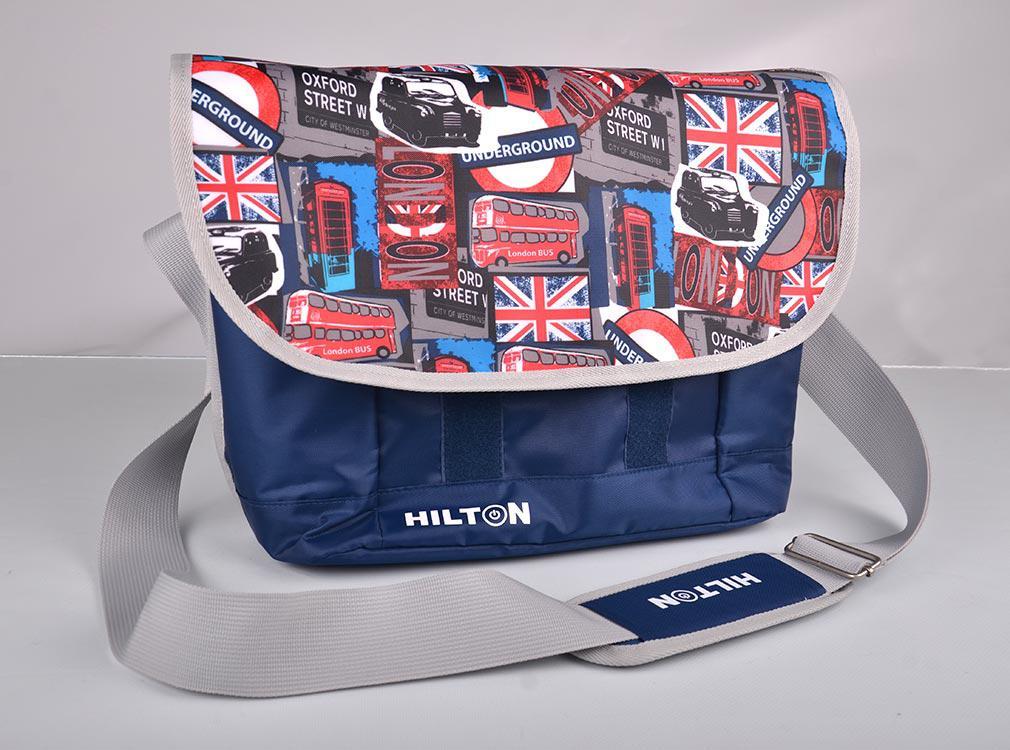 Сумка для ноутбука Oxford Hilton 03 DY Цветная