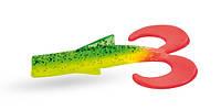 Силиконовая приманка Wizard Dragon Tail 10 см ETR-5 2 шт/уп