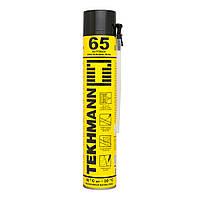 Пена монтажная полиуретановая Tekhmann 870 мл 65 л ручная