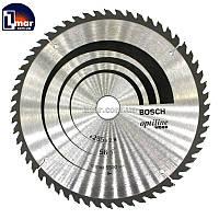 Диск пильный Bosch Optiline Wood 255 x 30 56