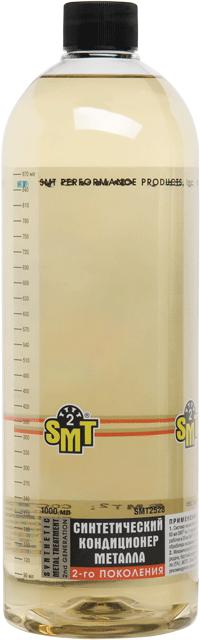 Присадка в масло  SMT 100% cинтетический кондиционер металла 2-го поколения 946 мл