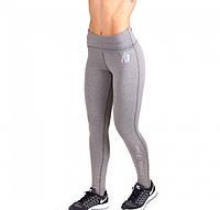 Леггинсы Annapolis Work Out Legging - Grey, фото 1
